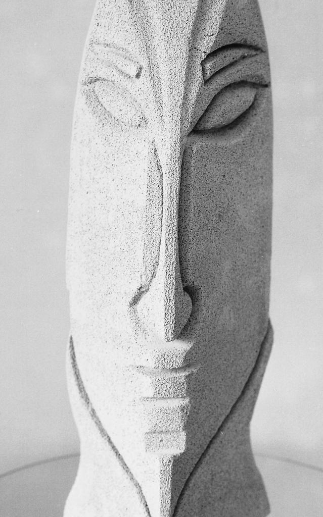 Skulptur - Janus Maske - Seite 02