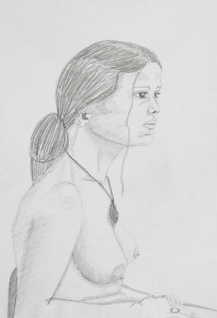 Akt-Zeichnung 02