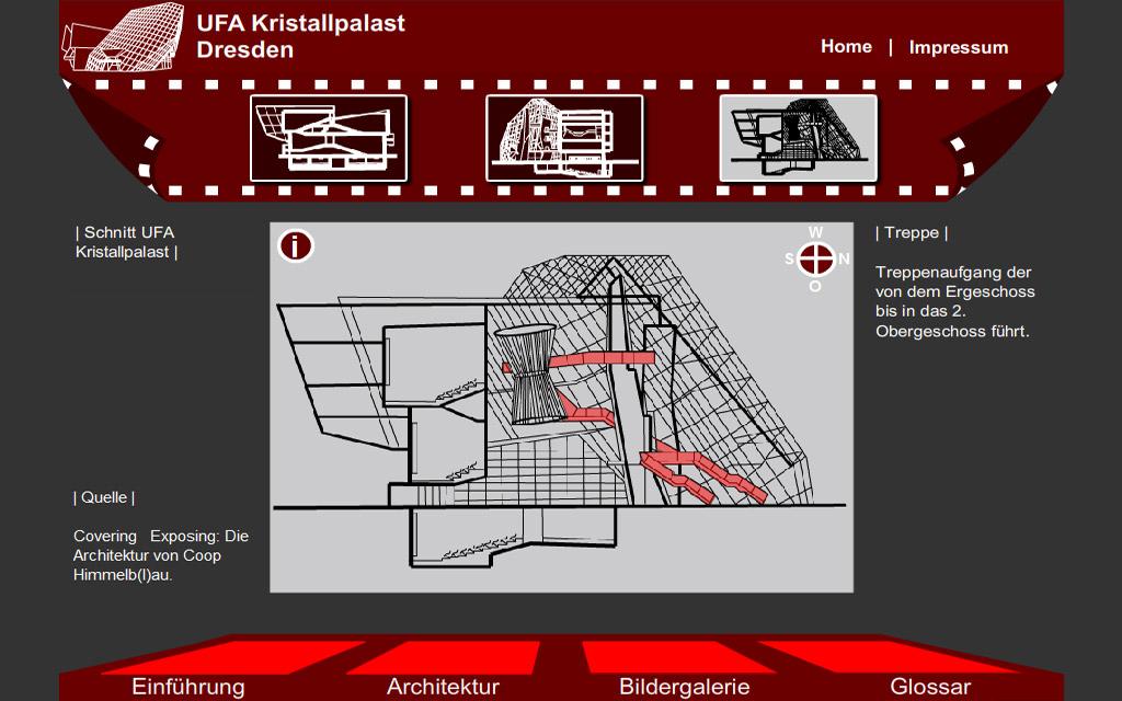 UFA Kistallpalast - Blaupausen