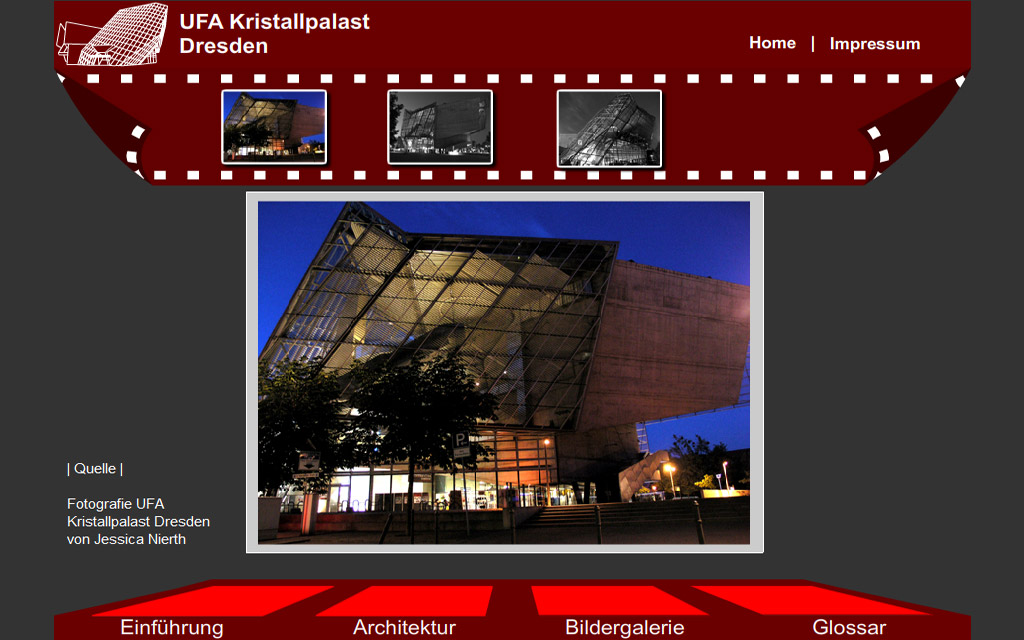 UFA Kristallpalast - Galerie