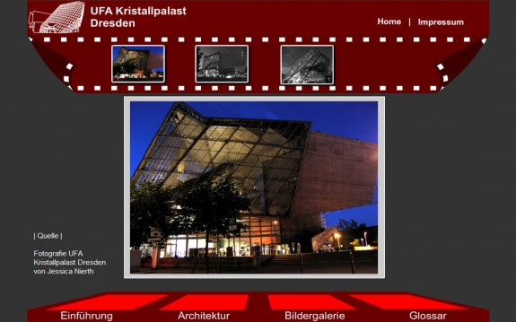 UFA Kristallpalast - Bildergalerie