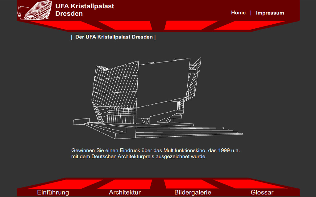 UFA Kristallpalast - Startseite
