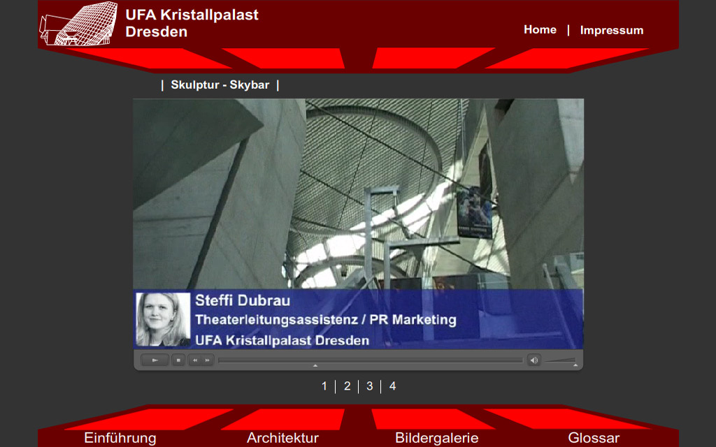 UFA Kristallpalast - Video