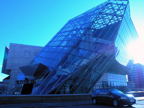 Foto des UFA Kristallpalastes in Dresden von Jessica Nierth 2007
