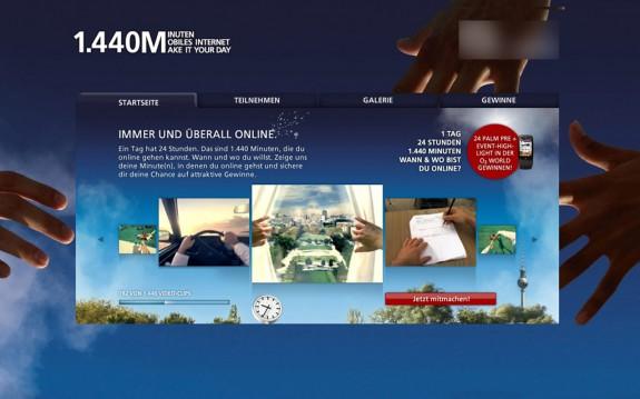 1440-Minutes - Homepage
