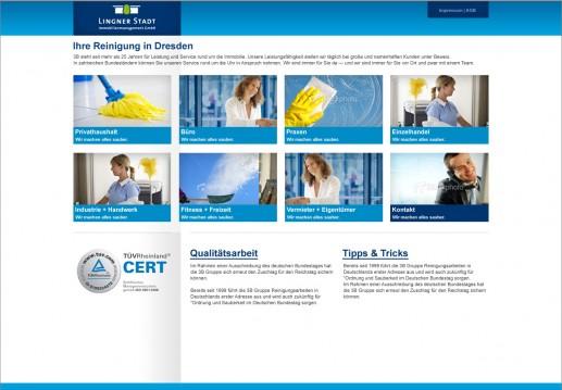 Lingnerstadt - Homepage