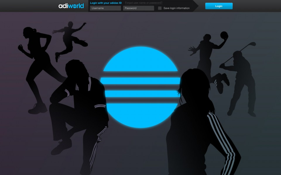Adiworld - Homepage