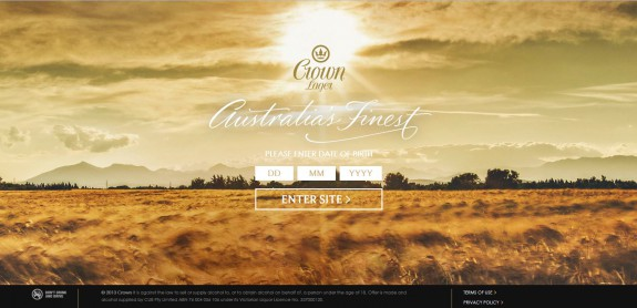 Crownlager - Homepage