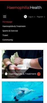 Haemophilia - Menu